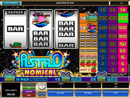 Exploring Games with Astrnomical Pokie