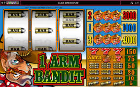 Play Brave 1 Arm Bandit
